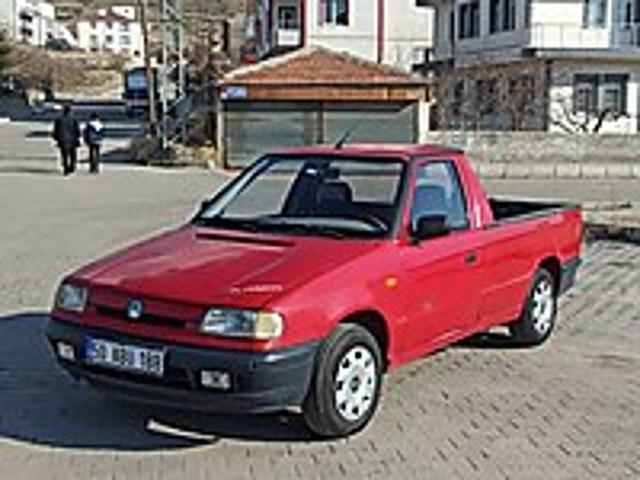2001 SKODA PİCK-UP LPGLİ Skoda Pick-up 1.3