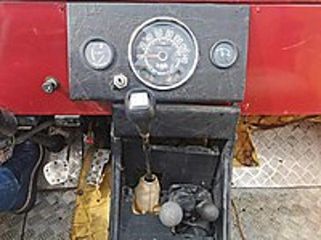 TAŞAR OTOMOTİV DEN 1966 MODEL PROJELİK WİLLYS JEEP Jeep Jeep Willys Jeep Truck
