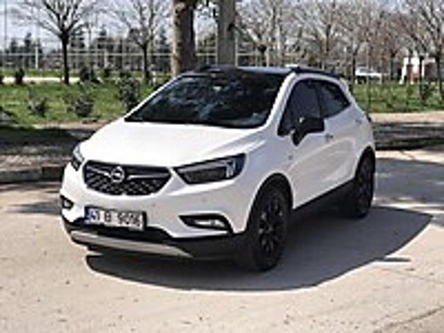 - İŞİMLERDEN - OPEL MOKKA X DİZEL OTOMATİK VİTES HATASIZ BOYASIZ Opel Mokka X 1.6 CDTi Color Edition
