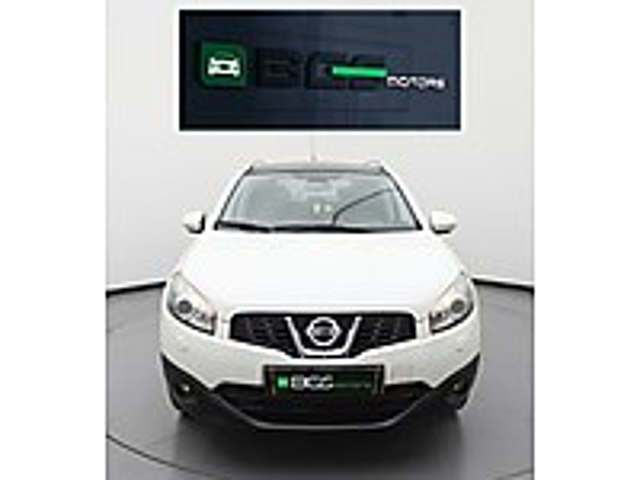 BGS den hatasız Nisan kaçkay 179 binde Nissan Qashqai 2 1.5 dCi Platinum