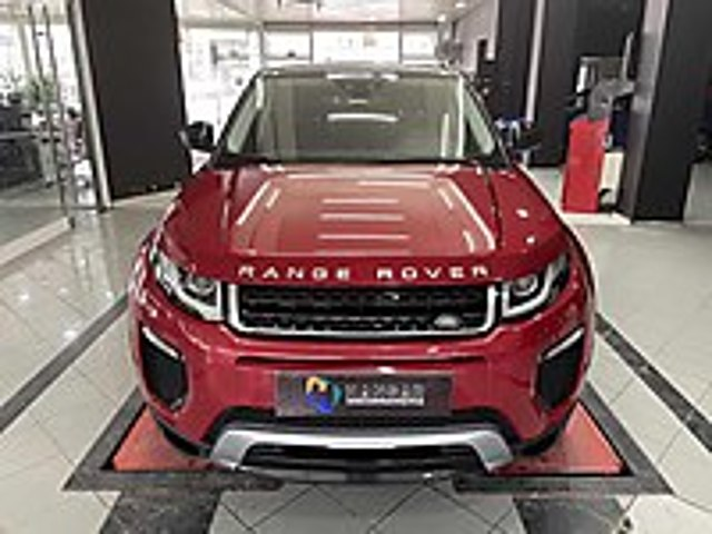 HANGAR DAN HATASIZ RANGE ROVER EVOQUE 2.0TD4 SE DYNAMIC BORUSAN Land Rover Range Rover Evoque 2.0 TD4 SE Dynamic