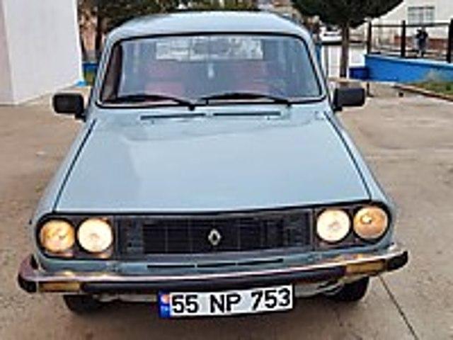 FIRSAT ARACI-YENİ MUAYENE RENAULT-12 STW Renault R 12 TSW