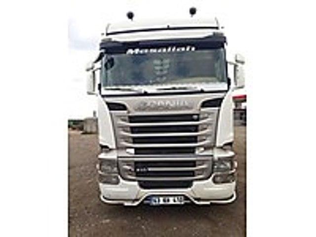 SABRİ SARI OTOMOTİVDEN SATILIK SCANİA Scania R 410
