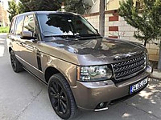 2010 LAND ROVER 3.6 TDV8 HSE OTOMATİK BORUSAN ÇIKIŞLI. Land Rover Range Rover 3.6 TDV8 HSE