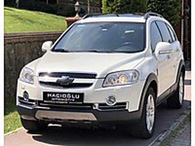 2011 CHEVROLET CAPTİVA 150HP HİNG 7KİŞİLİK 135.000KM KAZASIZ Chevrolet Captiva 2.0 D LT High