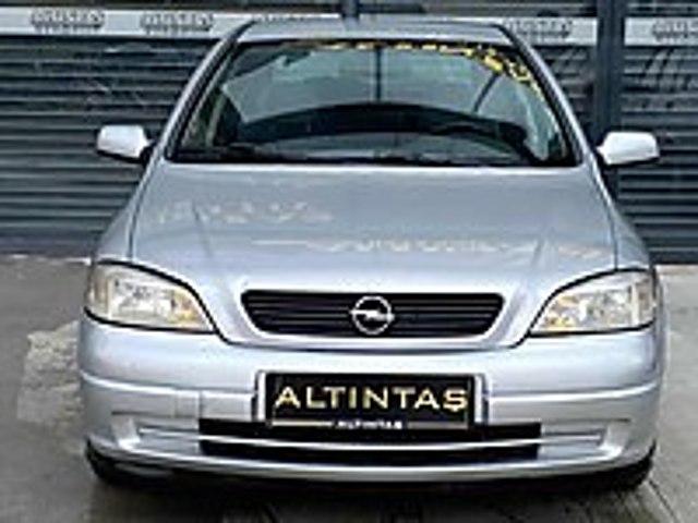 ALTINTAŞ TAN 2000 MODEL ASTRA HB 1.4COMFORT MANUEL 269.000 KM DE Opel Astra 1.4 Comfort