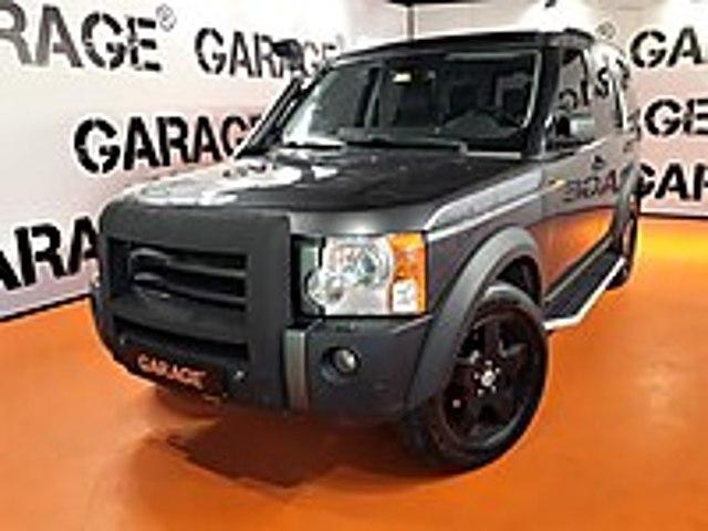 GARAGE 2005 LAND ROVER DISCOVERY 2.7 TDV6 SE HARMAN.K AIRMATIC Land Rover Discovery 2.7 TDV6