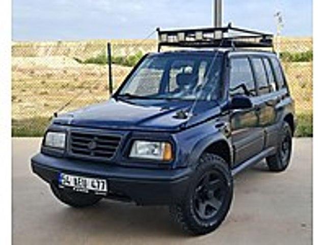 AZİM OTOMOTİV DEN 1995 SZUKİ VİTARA 2.0 V6 Suzuki Vitara 2.0