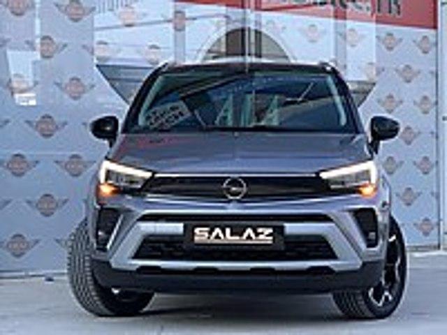 OPEL CROSSLAND DİZEL OTOMATİK ELEGANCE PAKET Opel Crossland 1.5 T Elegance