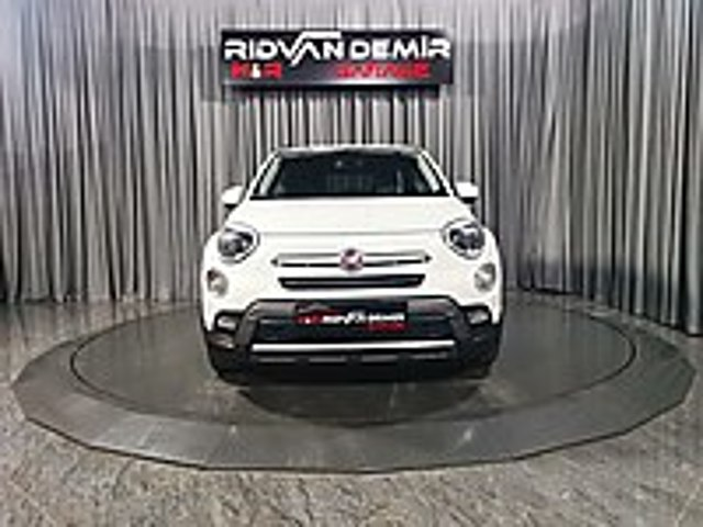 RIDVAN DEMİR DEN 2015 FİAT 500X 1.6 MULTİJET CROSSPLUS HATASIZ Fiat 500 X 1.6 Mjet Cross Plus