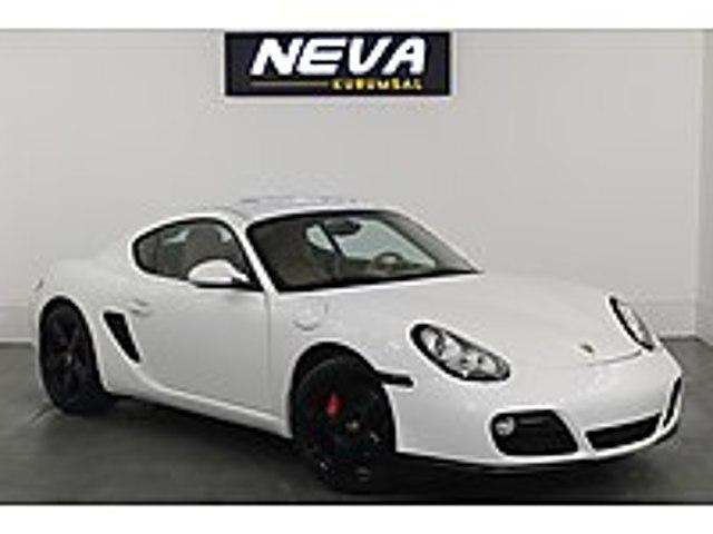 2011 PORSCHE CAYMAN 2.9 TRİPTONİK 265 HP-PDK-BAYİİ-78.000 KM- Porsche Cayman Cayman