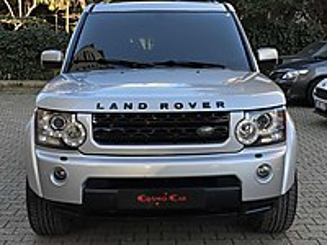 2007 LAND ROVER DISCOVERY 2.7 TDV6 FACE LIFT YENİ GÖRÜNÜM Land Rover Discovery 2.7 TDV6