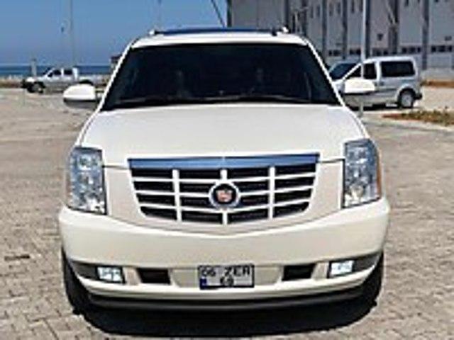SAĞLAM OTOMOTIVDEN ESCALADE 6.2 V8 Cadillac Escalade 6.2 V8
