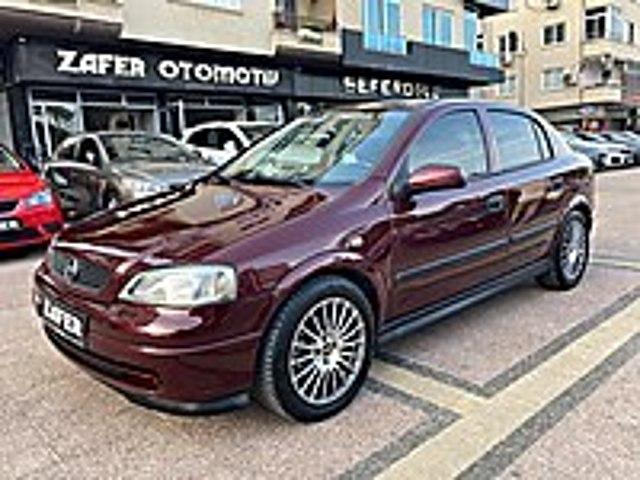 SÜPER TEMİZ 2004 MODEL OPEL ASTRA 1 4 CLUB PAKET 161 000 KM DE Opel Astra 1.4 Club
