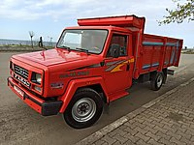 ŞİŞMANOĞLU OTOMOTİV DEN 2000 DODGE AS 250 SUPER TEMİZ BAKIMLI Dodge AS 250