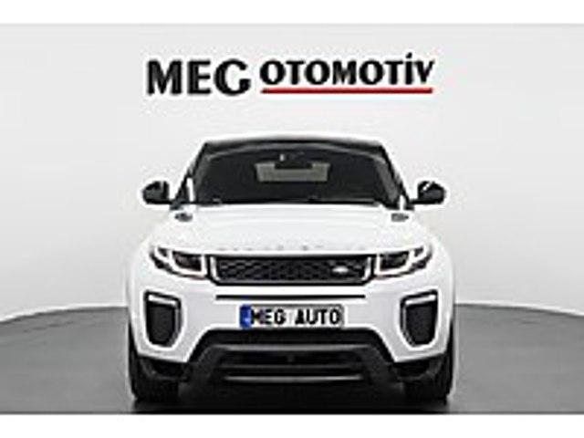 2015 EVOGUE ÇİFT HAFIZA MERIDIAN ISITMA BAYİ BOYASIZ 106.000 KM Land Rover Range Rover Evoque 2.0 TD4 HSE Dynamic