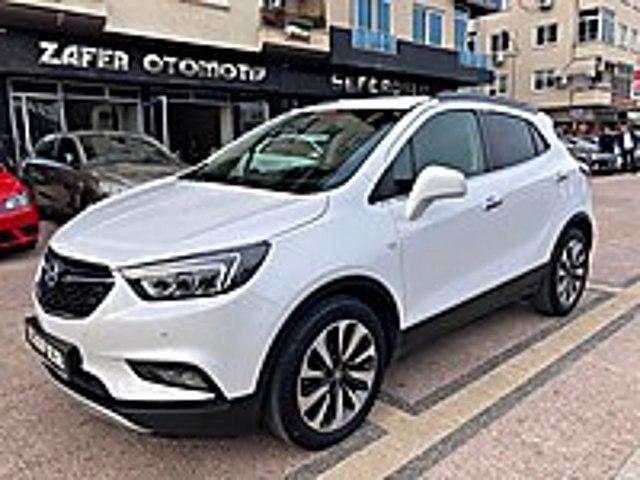 HATASIZ-BOYASIZ 2017 OPEL MOKKA X 1 6 CDTİ 136 HP EXCELLENCE Opel Mokka X 1.6 CDTi Excellence