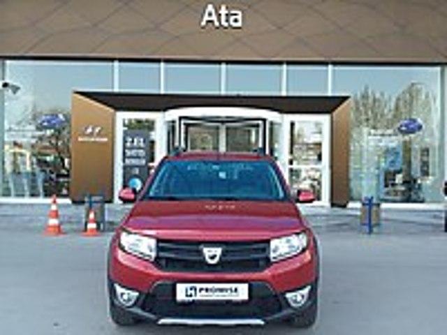 ATA HYUNDAI PLAZADAN 2015 HATASIZ DACİA SANDERO 1.5 DCİ STEPWAY Dacia Sandero 1.5 dCi Stepway