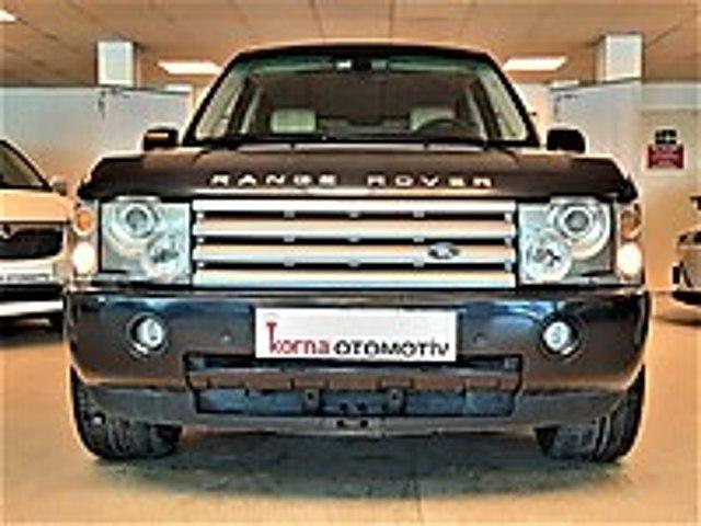 KORNA OTOMOTİV 2004 RANGE ROVER 3.0 TD6 VOGUE Land Rover Range Rover 3.0 TD6 Vogue