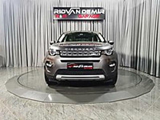 RIDVAN DEMİR DEN 2016 RANGE ROVER DİSCOVERY SPORT HSE 180BG BAYİ Land Rover Discovery Sport 2.0 TD4 HSE