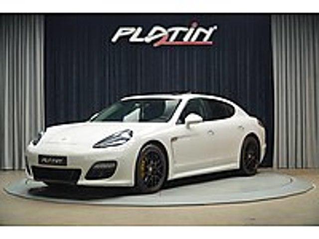 2012 PANAMERA DIESEL CHRONO AİRMATİC SOGUTMA M.MEDYA BOSE Porsche Panamera Panamera Diesel