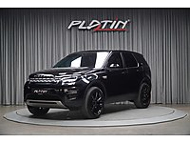BAYİ 2016 DISCOVERY SPORT 2.0TD4 HSE BLACKEDİTİON 180HP NAVİ Land Rover Discovery Sport 2.0 TD4 HSE