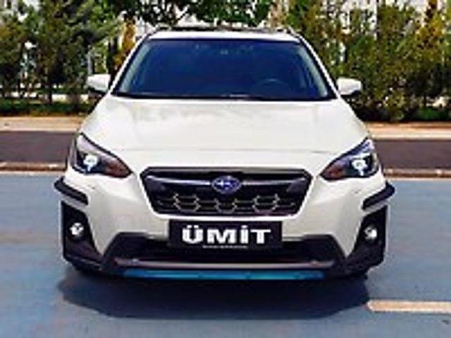 ÜMİT AUTO-2020-XCLUSİVE-BOYASIZ-11.000 KM Subaru XV 1.6 Xclusive