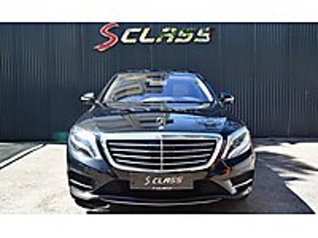 SCLASS 2016 S350d L 4 MATIC AMG DESİGNO GECE GÖRÜŞ FULL HATASIZ Mercedes - Benz S Serisi S 350 BlueTEC 4Matic 9G-Tronic