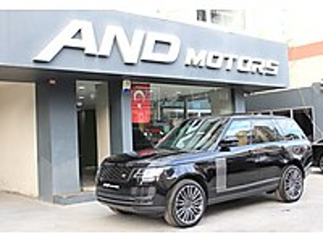 AND MOTORS 2021 RANGE ROVER AUTOBIOGRAPHY D350 HP FULL FULL Land Rover Range Rover 3.0 SDV6 Autobiography