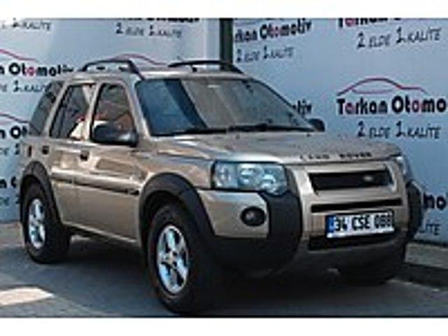 2005 MODEL FREELANDER 2.0 TD4 SUNROOF G.GÖRÜŞ VS.. Land Rover Freelander 2.0 TD4 HSE