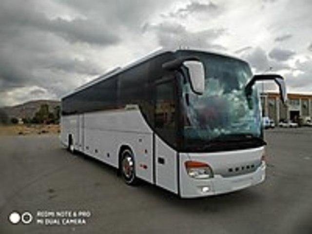 ZAFER UŞAK OTOMOTİVDEN 2011 MODEL SETRA 2 1 Setra S Serisi S416 GTHD