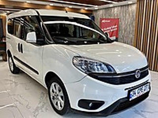 POLAT OTOMOTİV DEN 2015 FIAT DOBLO 1.3 SAFELINE 4 CAM OTOMOTİK Fiat Doblo Combi 1.3 Multijet Safeline