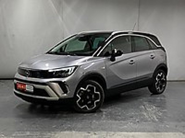 KIA BAYİ GÜLAL DAN 2021 OPEL CROSSLAND 1.5T ELEGANCE - EAT6 Opel Crossland 1.5 T Elegance