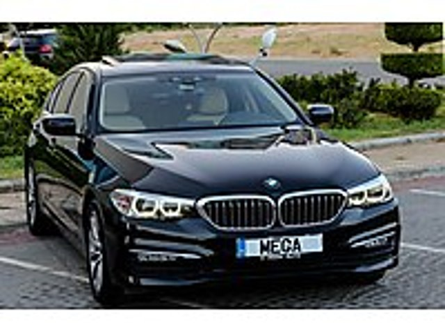 Mega Otomotiv. 2018 BMW 5.20d XDrive BOYASIZ VAKUM E.BAGAJ BMW 5 Serisi 520d xDrive Pure