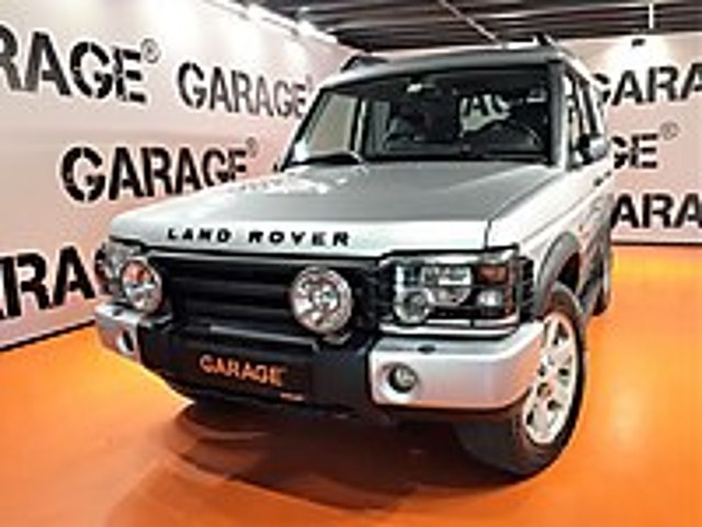 GARAGE 2003 LAND ROVER DISCOVERY 3.9 V8 SUNROOF ISITMA HARMANK Land Rover Discovery 3.9 V8