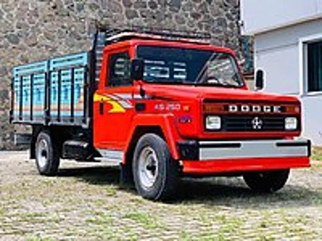 AKBULUTLARDAN 1997 MODEL DODGE AS 250 Dodge AS 250