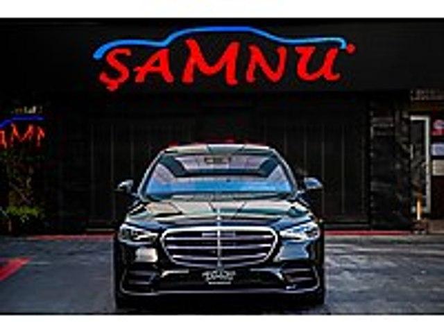 ŞAMNU DAN 2021 MERCEDES S500 LONG 4 MATİC AMG BUSİNESS Mercedes - Benz S Serisi S 500 500 L