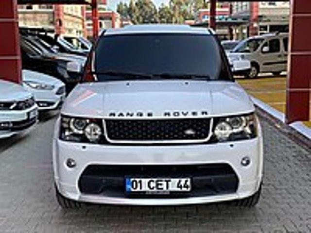 2013 Land Rover Sport Boyasız Tramersiz Autobiography Kırmızı De Land Rover Range Rover Sport 3.0 SDV6 Autobiography