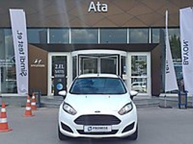ATA HYUNDAI PLAZADAN 2014 MODEL FORD FİESTA 1.5 TDCİ TREND Ford Fiesta 1.5 TDCi Trend