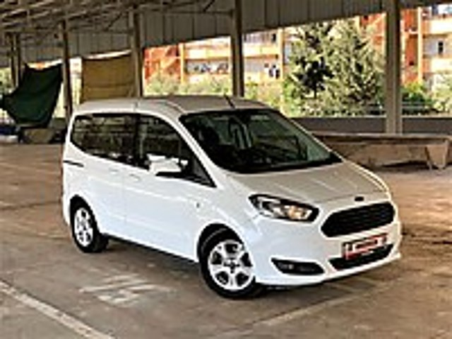 Ç2 IKINCIEL OTOMOBILIMDEN 35 000 TL PESINATLA 2017 FORD COURIER Ford Tourneo Courier 1.6 TDCi Deluxe