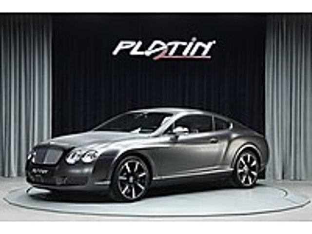 BAYİ 2007 CONTINENTAL GT 6.0 V8 560 HP AIRMATIC VAKUM HATASIZ Bentley Continental GT