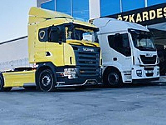 ÖZKARDEŞ ERKAN GEMİCİDEN 2010 SCANİA G420 Scania G 420