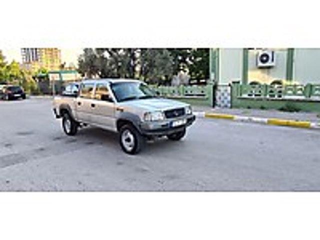 evrenler otomotivden 2006 tata 4 çeker Tata Telcoline 4x4 Çift Kabin