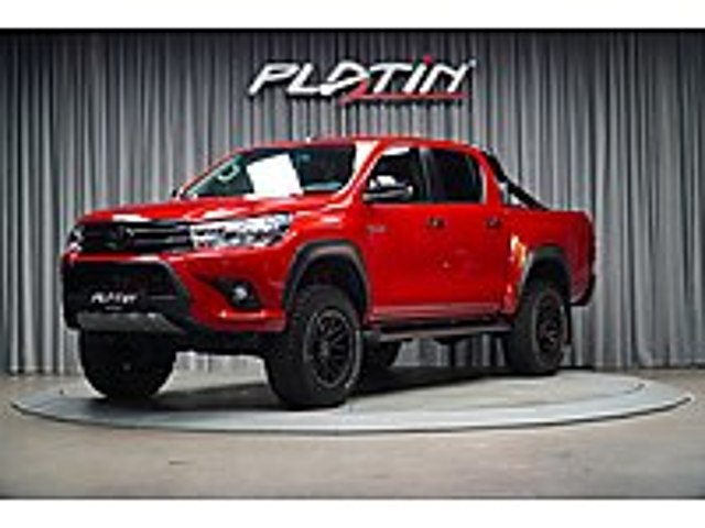 2020 HİLUX 2.4 D-4D 4X2 OTOMATİK GERİ GÖRÜŞ ROLL BAR AT Toyota Hilux Adventure 2.4 4x2
