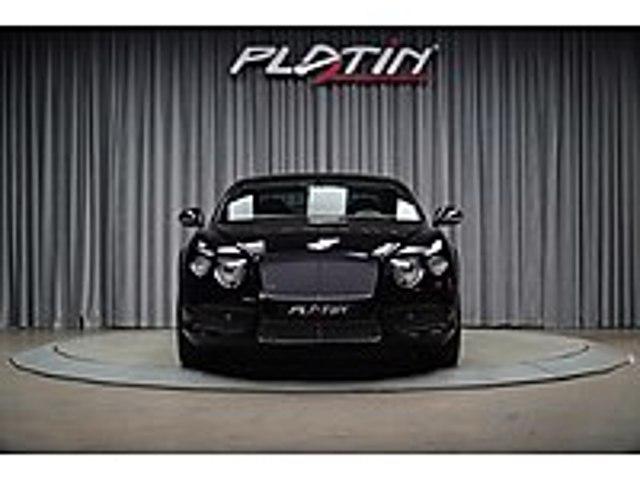 2013 BENTLEY CONTİNENTAL GT 4.0S V8 507 HP VAKUM AIR V.BARIŞLI Bentley Continental GT