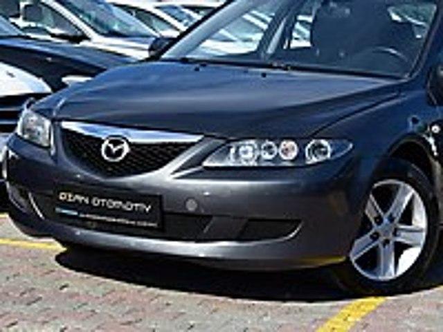MAZDA OZAN DAN 2005 MAZDA 6 FACELIFT MAKYAJLI KASA 6 İLERİ Mazda 6 2.0