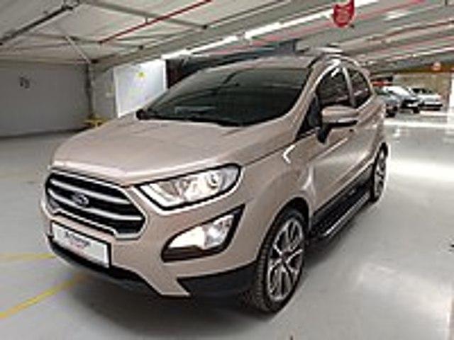 KAR TOYOTA YETKİLİ BAYİ DEN FORD ECOSPORT 1.0 ECOBOOST STYLE Ford EcoSport 1.0 EcoBoost Style