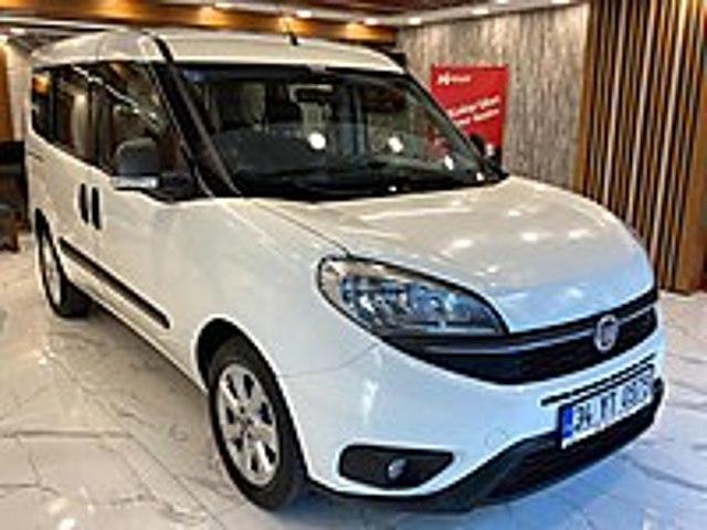 POLAT OTOMOTİV DEN 2017 FIAT DOBLO 1.3 SAFELINE 4 CAM OTOMOTİK Fiat Doblo Combi 1.3 Multijet Safeline
