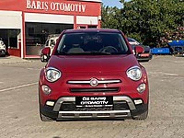 ÖZ BARIŞ-2017 FİAT 500X 1.3MJET CROSS 95HP MANUEL BOYASIZ Fiat 500 X 1.3 Multijet Cross
