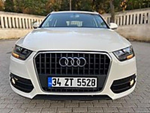 AUDI Q3 1.4TFSi S-TRONİC 79.000KM DOĞUŞ SERVİS BAKIMLI Audi Q3 1.4 TFSi